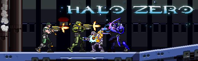 Halo zero, l'épisode réalisé par les fans de Halo en 2D