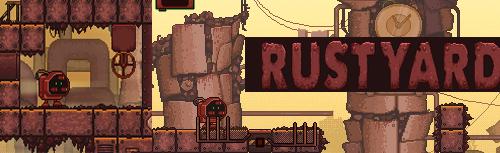 Rustyard un jeu nitrome